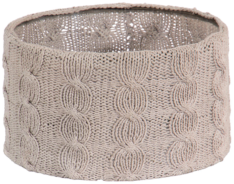 Image of Lodsh lampenkap l.grijs 35x35cm