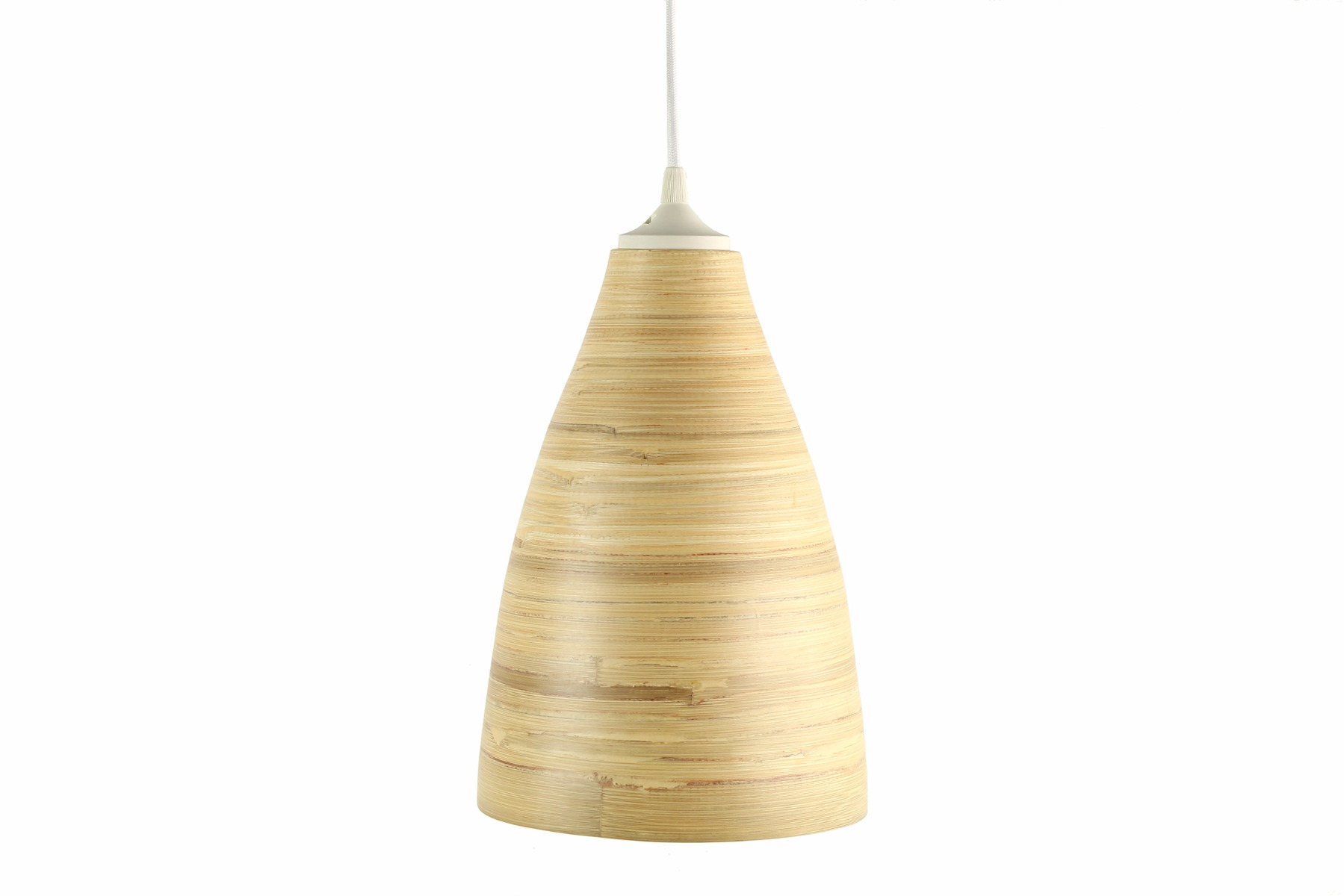 Afbeelding van Countryfield hanglamp naturel 29cm