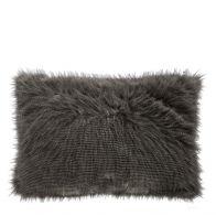 Riverdale Kussen Furry Grijs 50x70cm