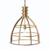 Riverdale Hanglamp Boston Goud 63cm