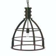 Riverdale Hanglamp Boston Zwart 63cm