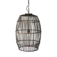 Riverdale Hanglamp Urban Zwart 69cm