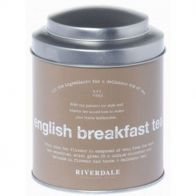 RIVERDALE THEEBLIK ENGLISH TEA 12CM BEIGE