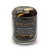 Heart & Home Geurkaars Large Oosterse Belofte