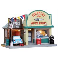 Lemax Greeley & Sons Auto Parts