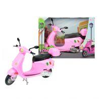 Scooter Voor Barbiepop 26cm