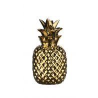 Ananas Goud H7,5xD3,5cm B