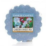 Yankee Candle Garden Sweet Pea Wax Melt