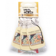 Yankee Candle Christmas Cookie Car Jars 3-Pack