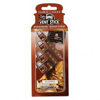 Yankee Candle Leather Vent Stick