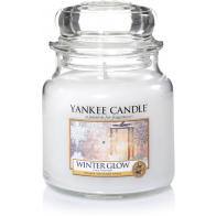 Yankee Candle Winter Glow Medium Jar