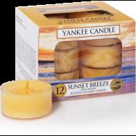 Yankee Candle Sunset Breeze Tea Lights 12 st