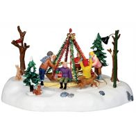 LEMAX HOLIDAY MERRY-GO-ROUND