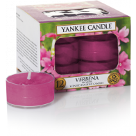 Yankee Candle Verbena Tea Lights 12 st