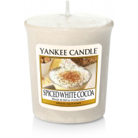 Yankee Candle Spiced White Cocoa Votive
