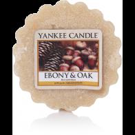 Yankee Candle Ebony & Oak Wax Melt