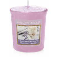 Yankee Candle Honey Lavender Gelato Votive