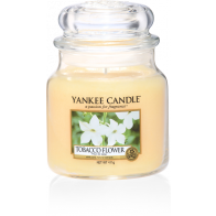 Yankee Candle Tobacco Flower Medium Jar