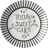 Dutch Rose Amsterdam Petit Four 12cm Sweet Cake