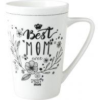 Dutch Rose Amsterdam Beker XL Best Mom