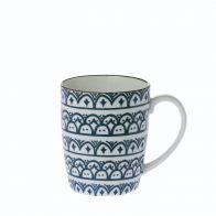 Riverdale Mok Bloom blue 10cm