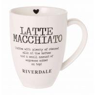 RIVERDALE MOK XL DRINKS LATTE MACCHIATO