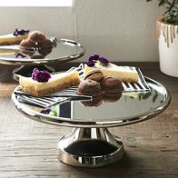 Riviera Maison Magic Mirror Cake Stand M