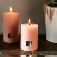 Riviera Maison Rustic Candle Pretty Peach 7x10cm