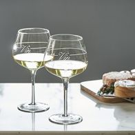 Riviera Maison RM Vin Wine Glass 2 pcs