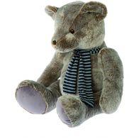 RIVERDALE BEER TEDDY GRIJS 51CM