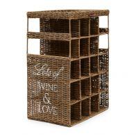 Riviera Maison RR Wijn & Love Wijn Rack