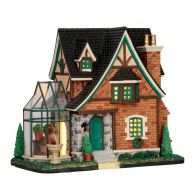 Lemax Tudor Home