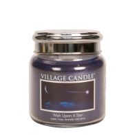 Village Candle Wish Upon A Star Medium Candle