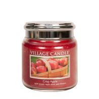 Village Candle Crisp Apple Medium Candle