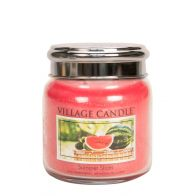 Village Candle Summer Slices Medium Candle