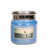 Village Candle Summer Breeze Medium Candle