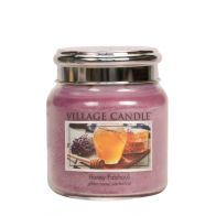 Village Candle Honey Patchouli Medium Candle