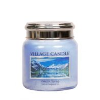 Village Candle Glacial Spring Medium Candle
