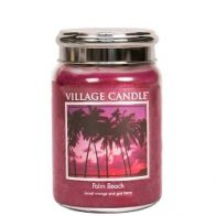 Village Candle Palm Beach Large Candle