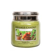 Village Candle Tomato Vine Medium Candle