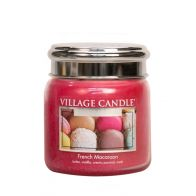 Village Candle French Macaroon Medium Candle