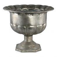 PTMD Medici Pot Benja Silver Antique Metal M