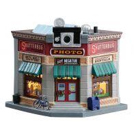 Lemax Shutterbug Photo Shop