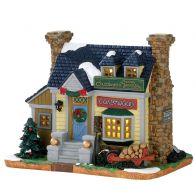 Lemax Chuzzlewitt's Chimney Sweep Shop