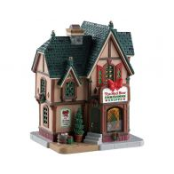 Lemax The Red Bow Christmas Shoppe