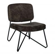 Le Chair Fauteuil Abby Bruin