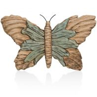 COCO MAISON DECO BUTTERFLY S H 3OCM