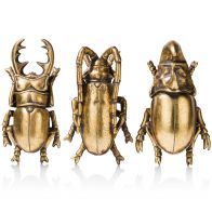 Coco Maison Beeld Insects Set Van 3