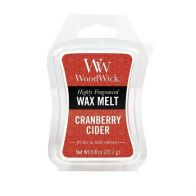 WOODWICK CRANBERRY CIDER MINI WAX MELT