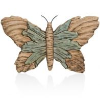 COCO MAISON DECO WALL BUTTERFLY L64X40 CM